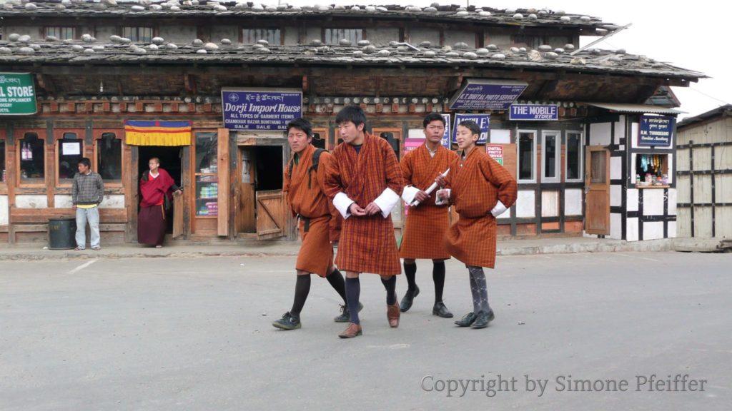 Bhutan, Bumthang, Chamkhar