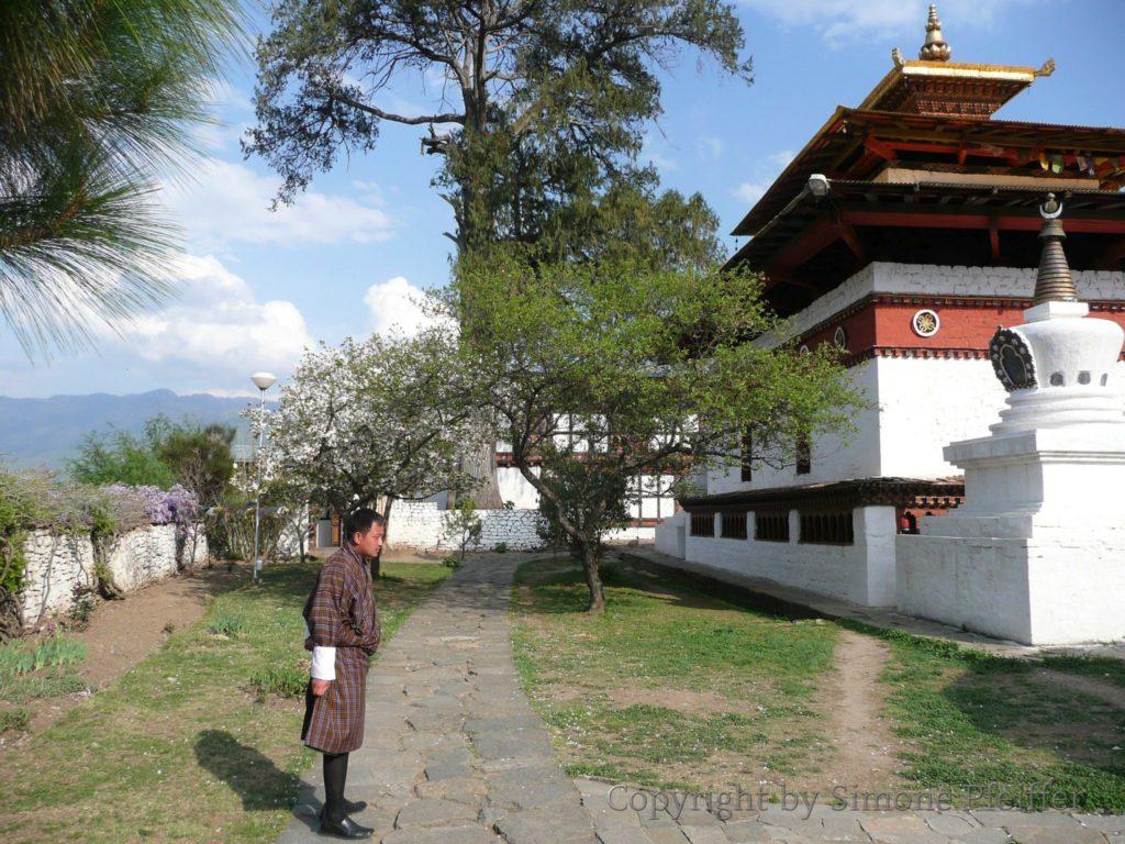 Paro, Kyichu Lhakhang