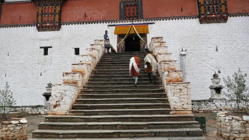 Bhutan - Paro Dzong