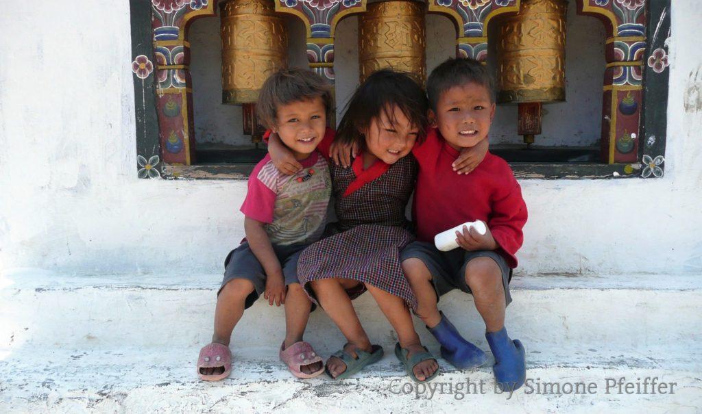 Bhutan - Children