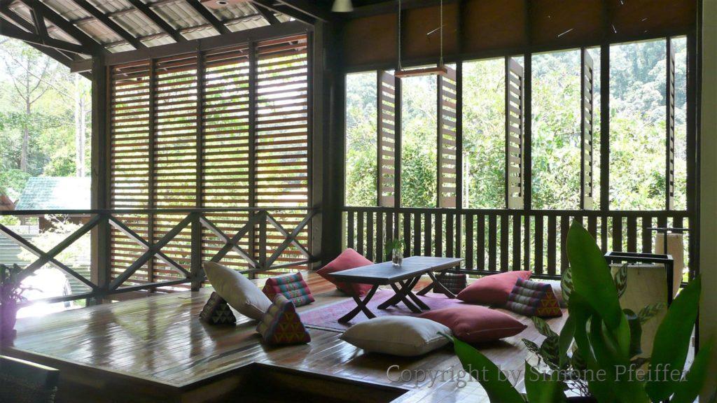 Die Borneo Rainforest Lodge, ein luxuriöser Ort im Dschungel.