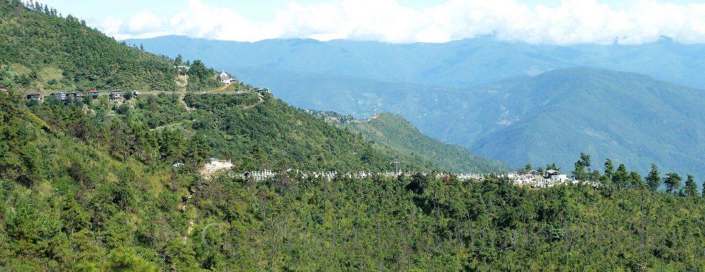 Chin State Friedhof
