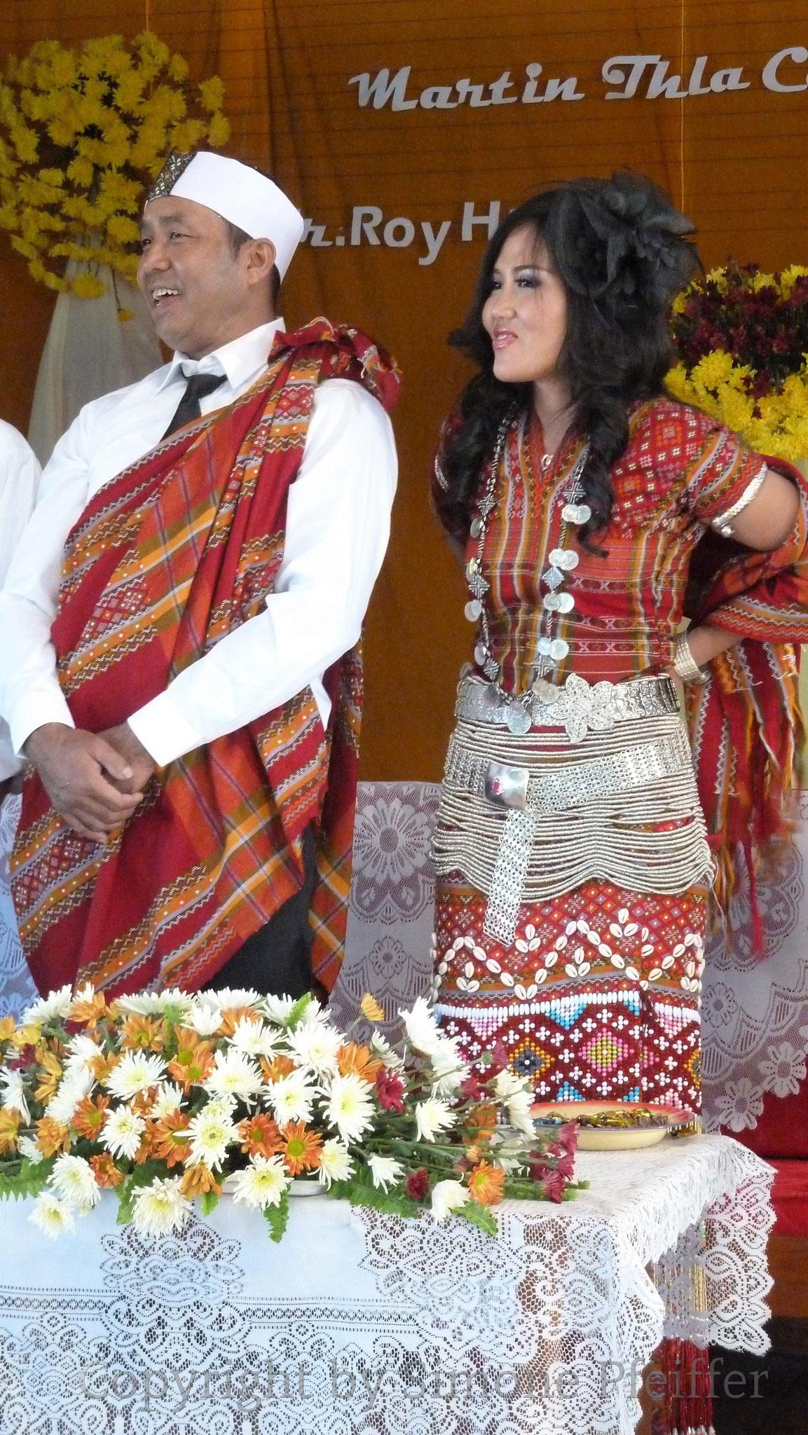 Hakha Wedding