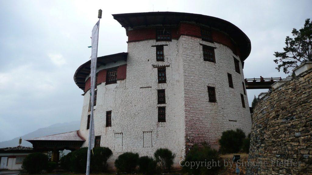 Paro Ta Dzong
