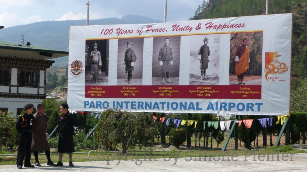 Bhutans Könige – 100 Jahre Frieden, Einheit und Glück.