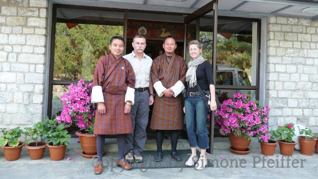 Team Bhutan