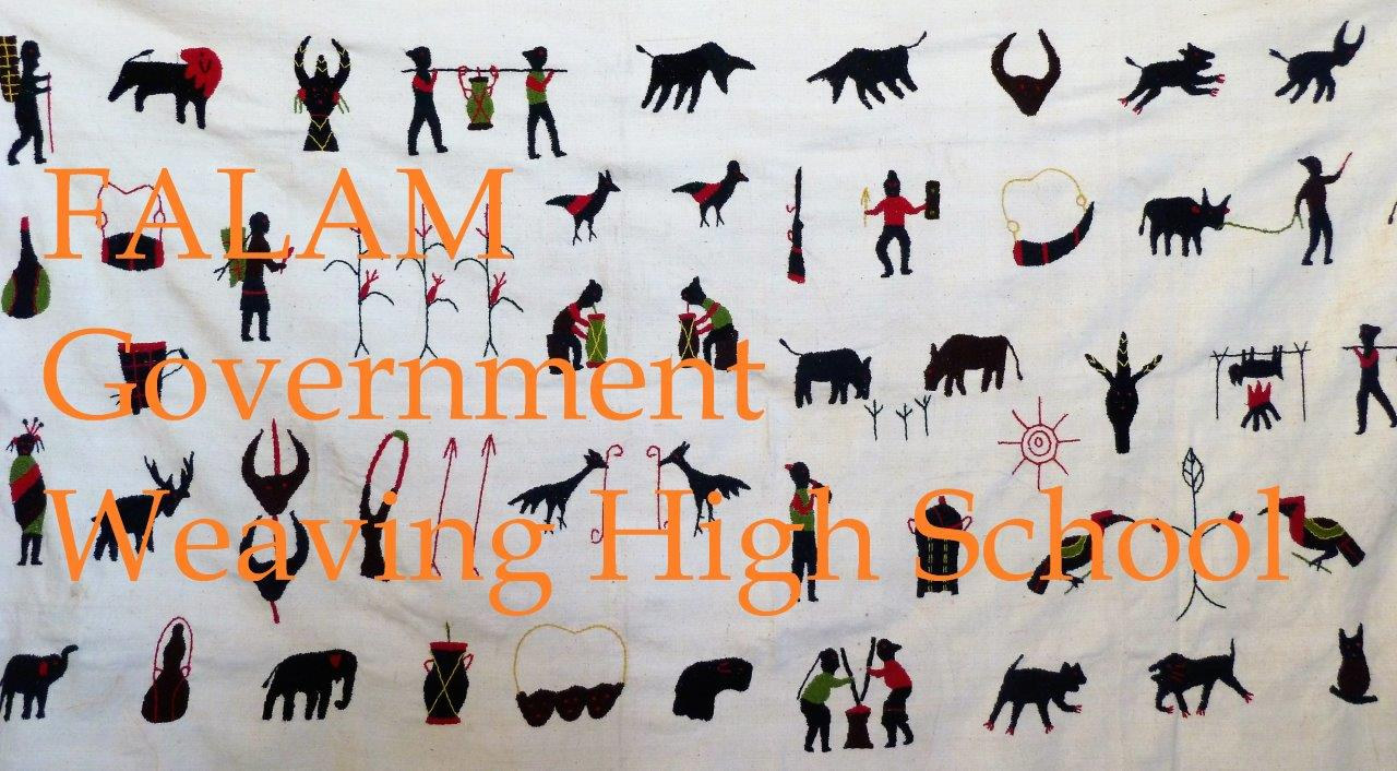 Chin State - Falam Government Weaving High School - Part II