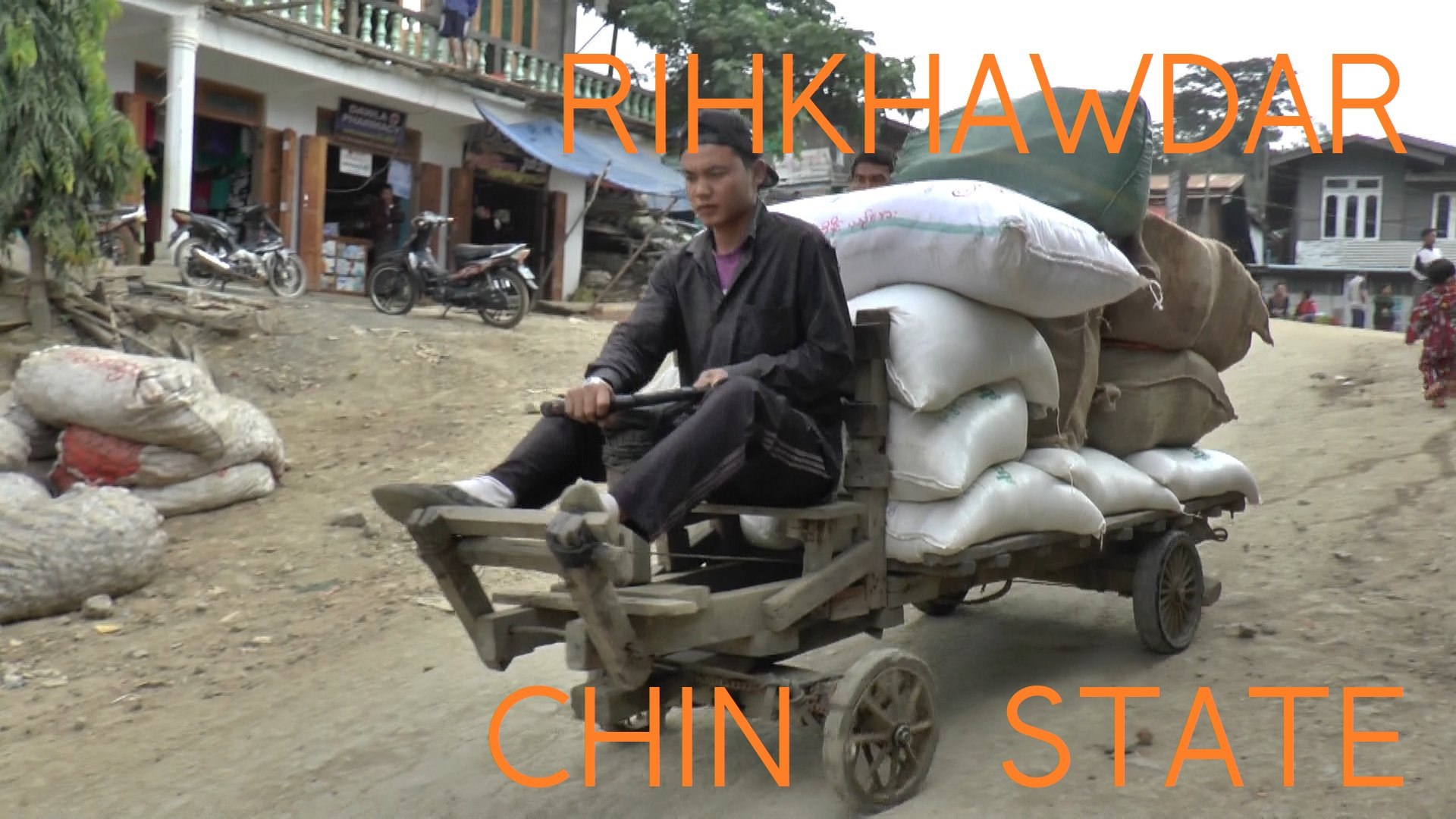 Rihkhawdar to Zokhawthar