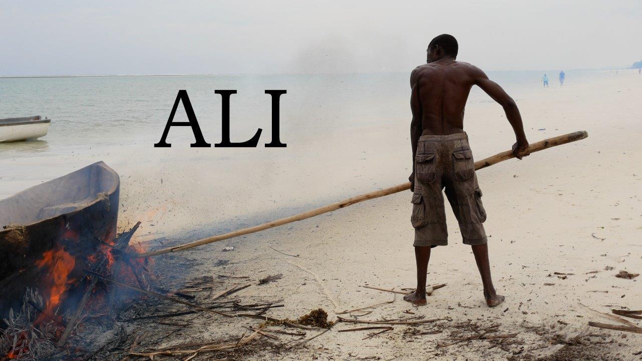 The Fisherman Ali at Diani Beach in Kenya.