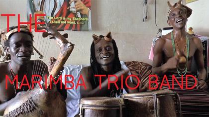 Marima Trio Band from Taita Kenya