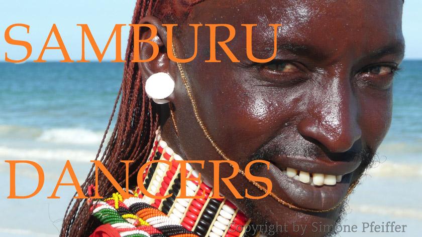 Samburu Dancers - traditional