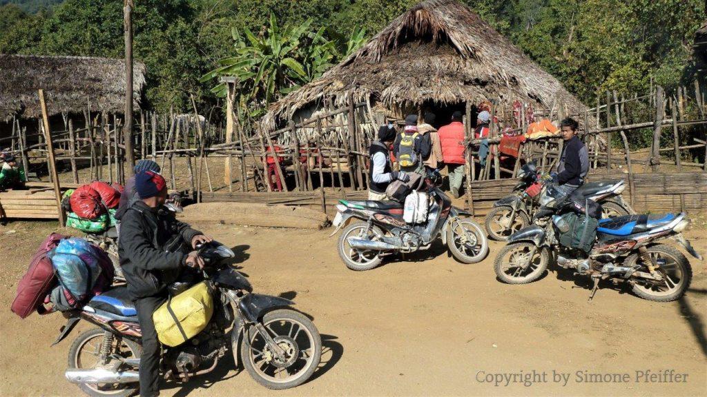 Naga in Burma
