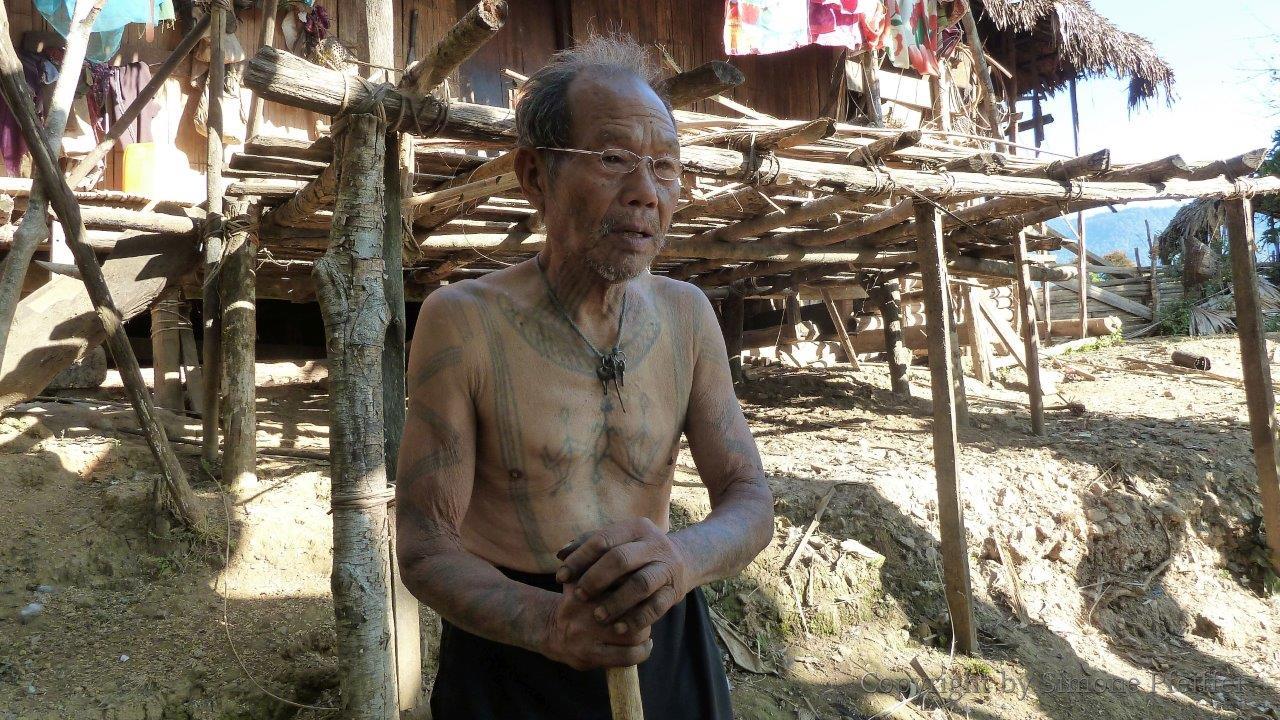 The Naga eyewear project Myanmar