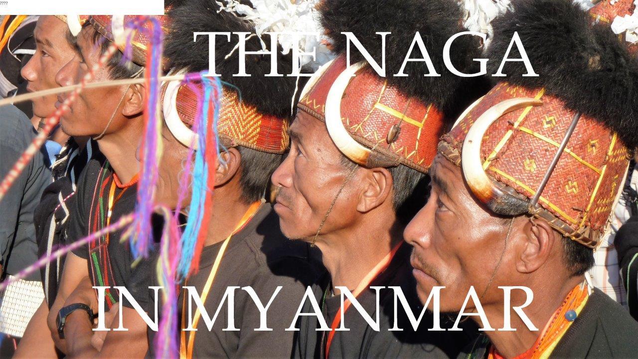 Naga New Year Festival Lahe