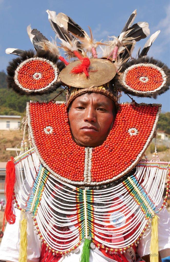 Naga in Myanmar - Naga New Year Festival