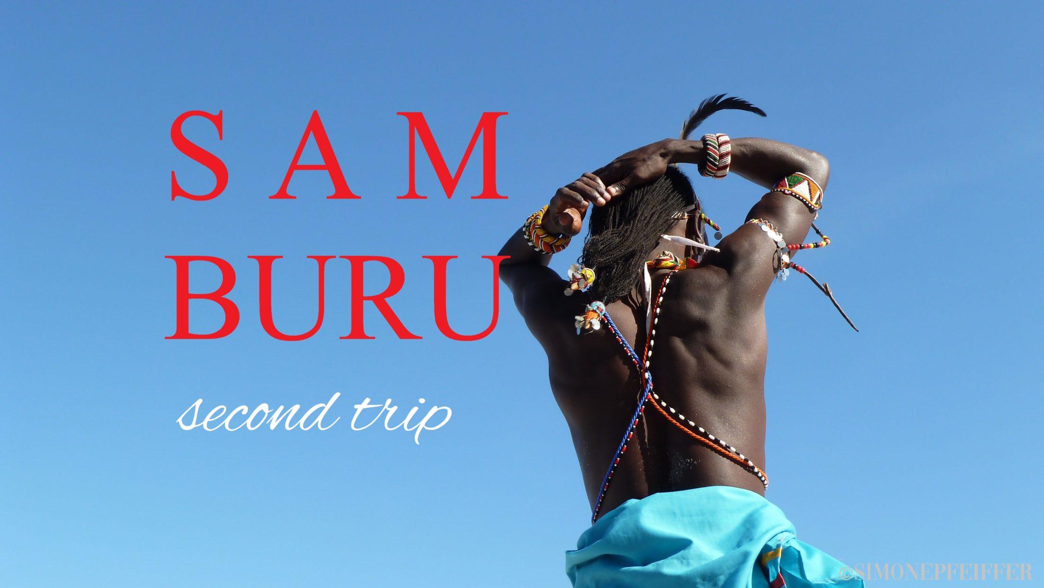 SAMBURU - second trip